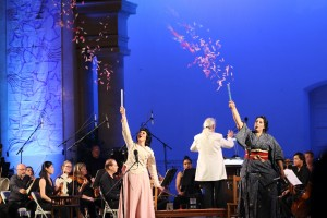 Madame Butterfly with the San Bernardino Symphony Orchestra