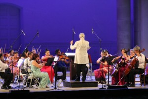 "The Redlands Symphony Orchestra ""Strings with Zing"""